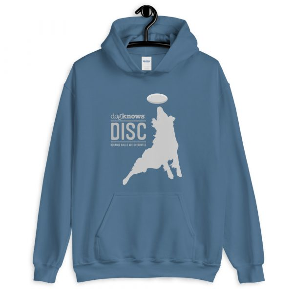 Balls are Overrated Disc Hoodie